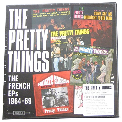 PRETTY THINGS <br/> <small>RSD FRENCH EP'S 64-69 7IN BOX</small>