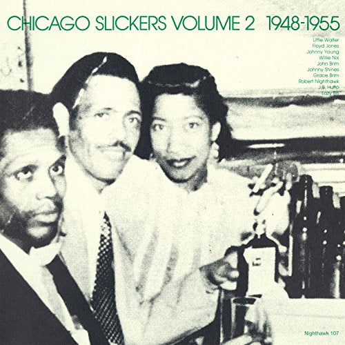 CHICAGO SLICKERS VOL.2 1948-19 <br/> <small>CHICAGO SLICKERS VOL.2 1948-19</small>