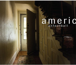 AMERICAN FOOTBALL <br/> <small>AMERICAN FOOTBALL (LP2)</small>