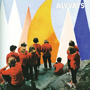 ALVVAYS <br/> <small>ANTISOCIALITES (COLORED VINYL) (OGV) (D</small>