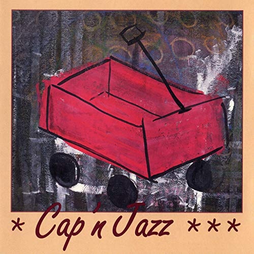 CAP'N JAZZ <br/> <small>BURRITOS INSPIRATION POINT FOR</small>