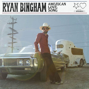 BINGHAM,RYAN <br/> <small>AMERICAN LOVE SONG</small>