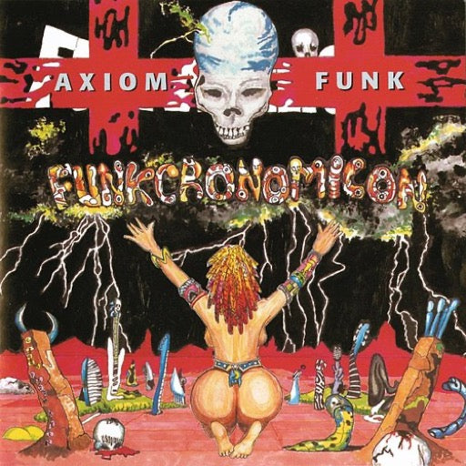AXIOM FUNK <br/> <small>FUNKCRONOMICON (COLV)</small>