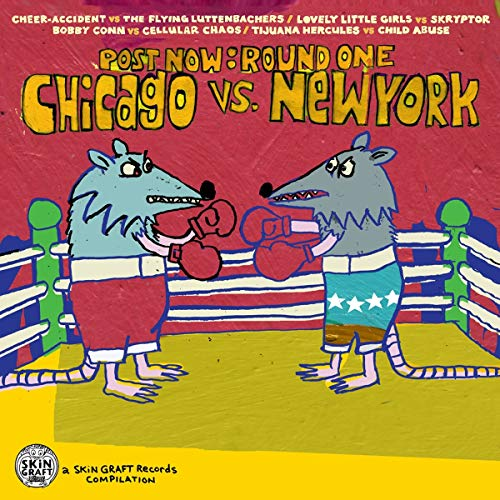VA-POST NOW:ROUND ONE-CHICAGO <br/> <small>CHICAGO VS. NEW YORK</small>