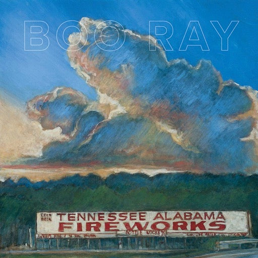 BOO RAY <br/> <small>TENNESSEE ALABAMA FIREWORKS</small>