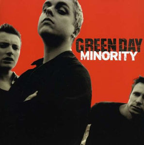 GREEN DAY <br/> <small>MINORITY</small>