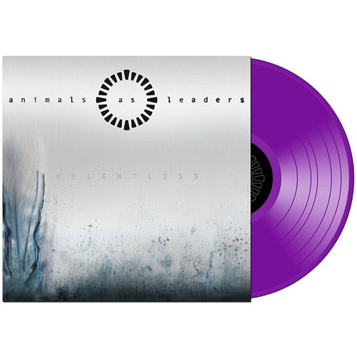 ANIMALS AS LEADERS <br/> <small>WEIGHTLESS (COLV) (CVNL) (PURP</small>