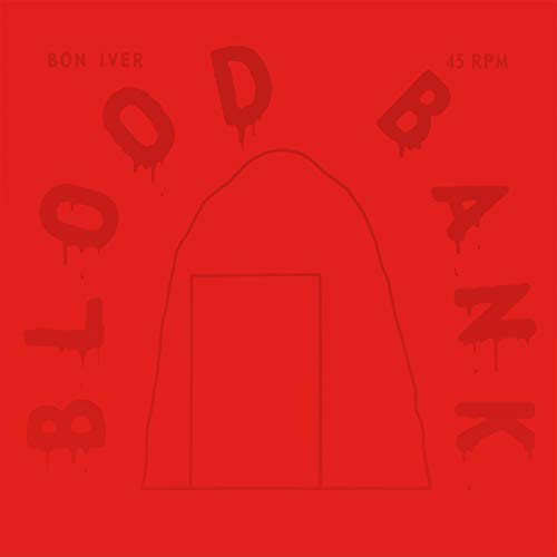 BON IVER <br/> <small>BLOOD BANK EP (10TH ANNIV.) (RED)</small>