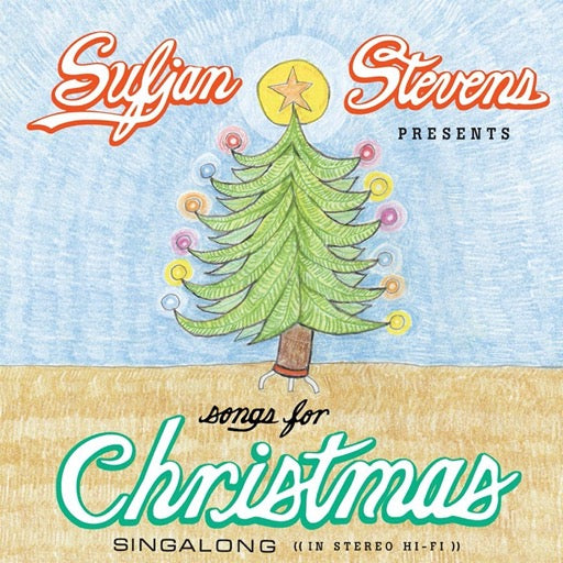 STEVENS,SUFJAN <br/> <small>SONGS FOR CHRISTMAS</small>