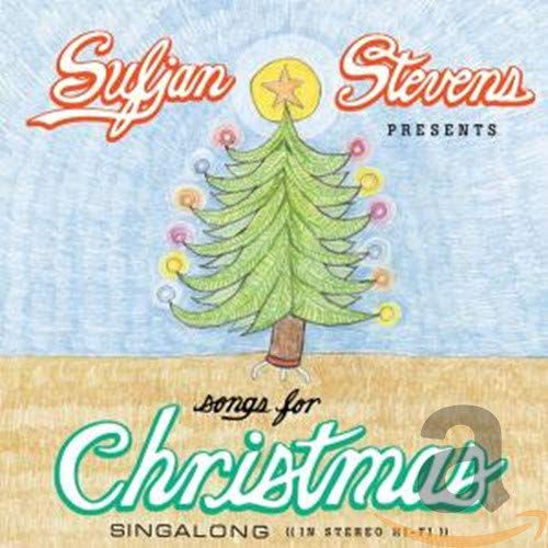 STEVENS,SUFJAN <br/> <small>SONGS FOR CHRISTMAS (BOX)</small>