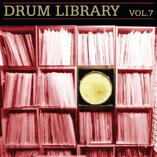 NICE,PAUL <br/> <small>DRUM LIBRARY 7</small>