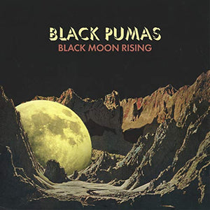 BLACK PUMAS <br/> <small>BLACK MOON RISING / FIRE</small>