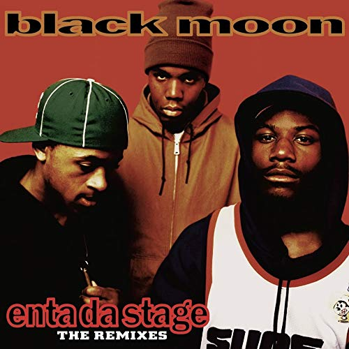 BLACK MOON <br/> <small>ENTA DA STAGE REMIXES</small>