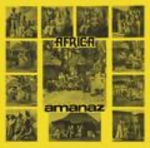 AMANAZ <br/> <small>AFRICA</small>