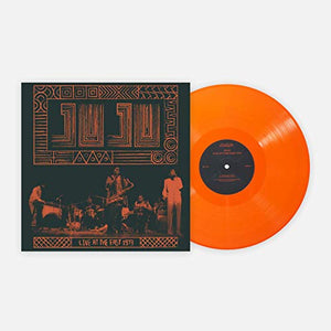 JUJU <br/> <small>LIVE AT THE EAST 1973</small>