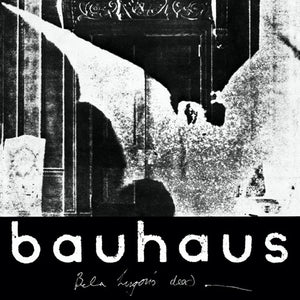 BAUHAUS <br/> <small>BELA SESSION</small>