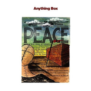 ANYTHING BOX <br/> <small>PEACE</small>
