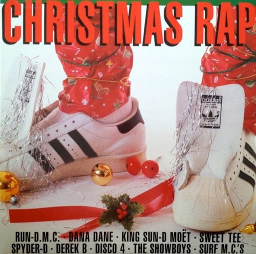 CHRISTMAS RAP / VARIOUS <br/> <small>CHRISTMAS RAP / VARIOUS</small>