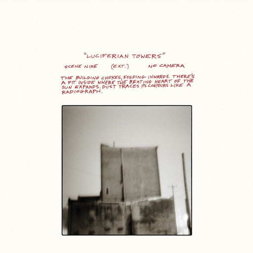 GODSPEED YOU BLACK EMPEROR <br/> <small>LUCIFERIAN TOWERS</small>