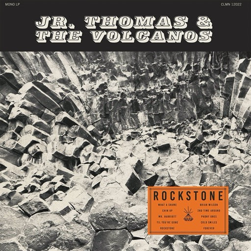 JR. THOMAS & THE VOLCANOS <br/> <small>ROCKSTONE</small>