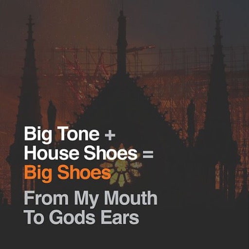 BIG TONE + HOUSE SHOES <br/> <small>BIG SHOES</small>