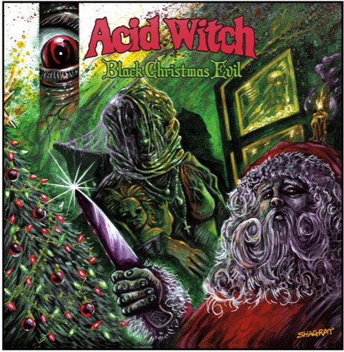 ACID WITCH <br/> <small>BF BLACK CHRISTMAS EVIL</small>