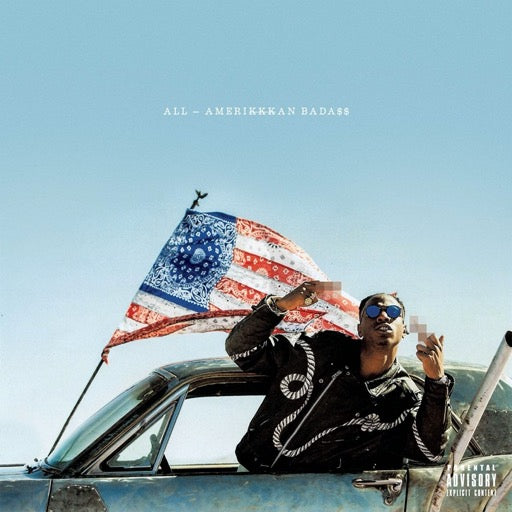 JOEY BADASS <br/> <small>ALL-AMERIKKKAN BADASS (GATE) (</small>