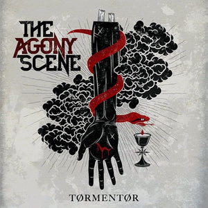 AGONY SCENE <br/> <small>TORMENTOR</small>