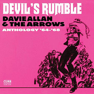 ALLAN,DAVIE & ARROWS <br/> <small>DEVIL'S RUNBLE: ANTHOLOGY 64-6</small>