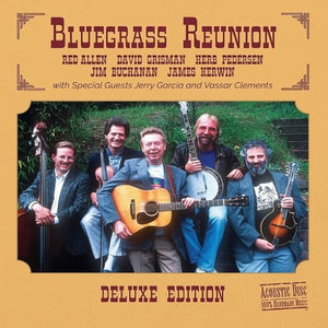 ALLEN,RED / GRISMAN,DAVID <br/> <small>BLUEGRASS REUNION DELUXE EDITI</small>