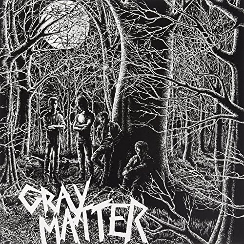 GRAY MATTER <br/> <small>FOOD FOR THOUGHT</small>
