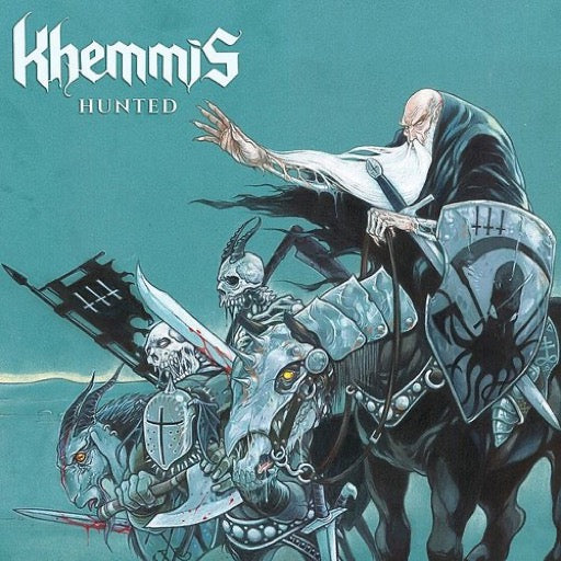 KHEMMIS <br/> <small>HUNTED</small>