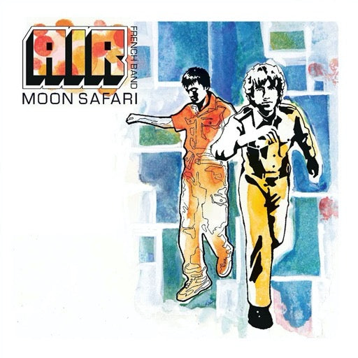 AIR <br/> <small>MOON SAFARI (OGV)</small>