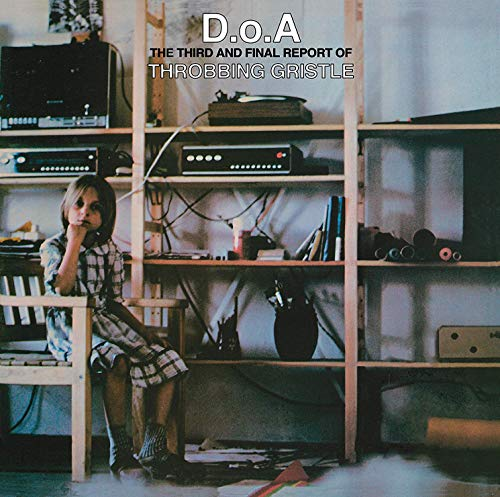 THROBBING GRISTLE <br/> <small>D.O.A.: THE THIRD AND FINAL RE</small>