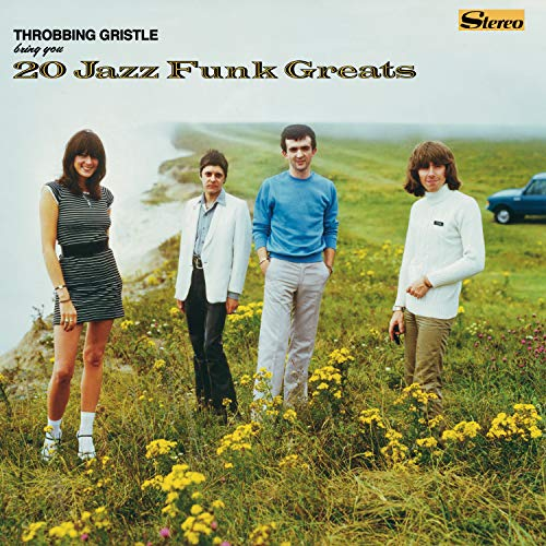 THROBBING GRISTLE <br/> <small>20 JAZZ FUNK GREATS</small>