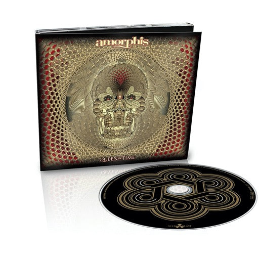 AMORPHIS <br/> <small>QUEEN OF TIME</small>