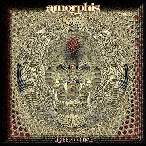 AMORPHIS <br/> <small>QUEEN OF TIME (SPLATTER)</small>