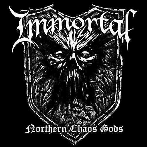 IMMORTAL <br/> <small>NORTHERN CHAOS GODS</small>
