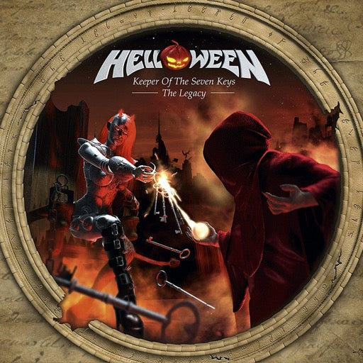 HELLOWEEN <br/> <small>KEEPER OF THE SEVEN KEYS: THE</small>