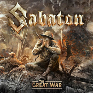SABATON <br/> <small>GREAT WAR (HISTORY EDITION) (D</small>