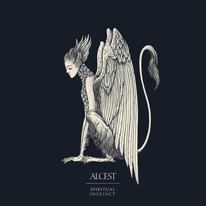 ALCEST <br/> <small>SPIRITUAL INSTINCT (DIG) (OCRD</small>