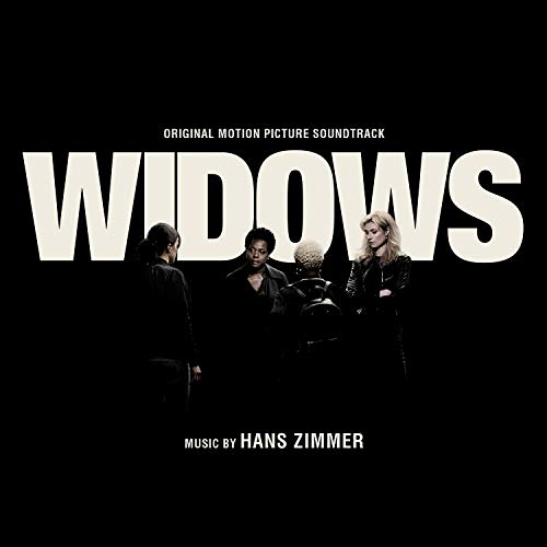 ZIMMER,HANS <br/> <small>WIDOWS (ORIGINAL MOTION PICTUR</small>