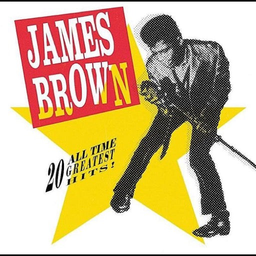 BROWN,JAMES <br/> <small>20 ALL TIME GREATEST HITS</small>