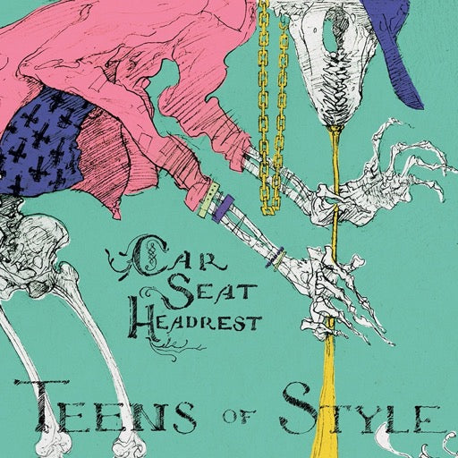 CAR SEAT HEADREST <br/> <small>TEENS OF STYLE</small>
