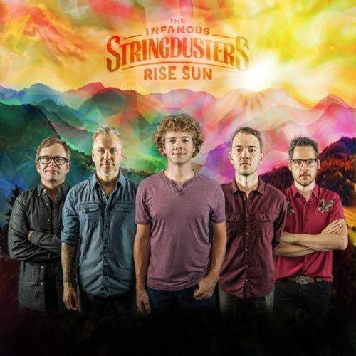 INFAMOUS STRINGDUSTERS <br/> <small>RISE SUN (DIG)</small>