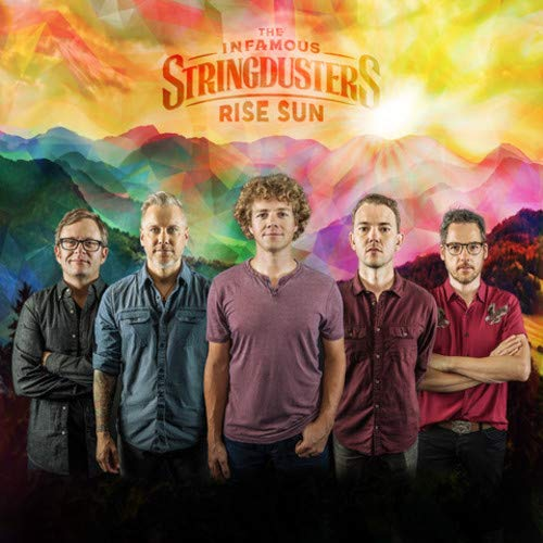 INFAMOUS STRINGDUSTERS <br/> <small>RISE SUN (COLV)</small>