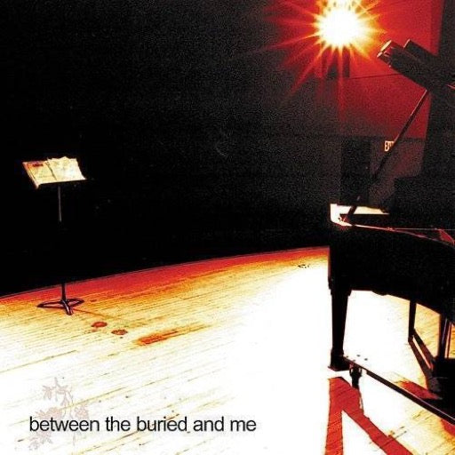 BETWEEN THE BURIED & ME <br/> <small>BETWEEN THE BURIED & ME</small>