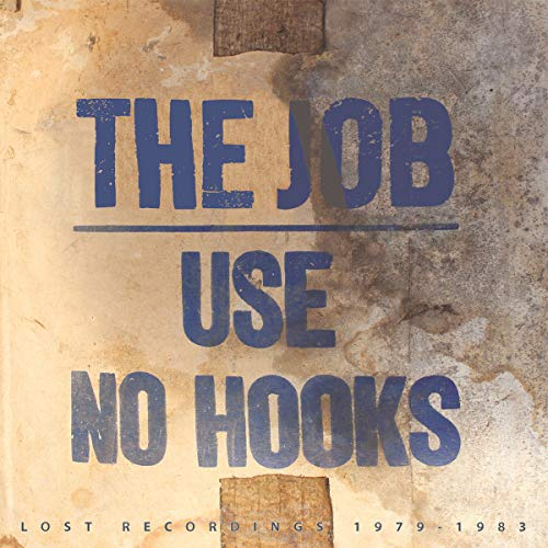 USE NO HOOKS <br/> <small>THE JOB (COLOR VINYL) (BLUE)</small>