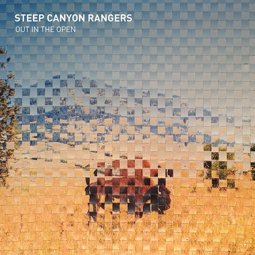 STEEP CANYON RANGERS <br/> <small>OUT IN THE OPEN</small>