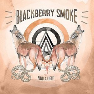 BLACKBERRY SMOKE <br/> <small>FIND A LIGHT (SILVER)</small>